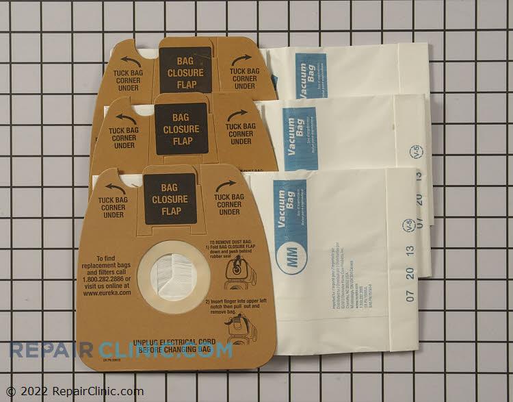 Vacuum Bag 60296D Alternate Product View