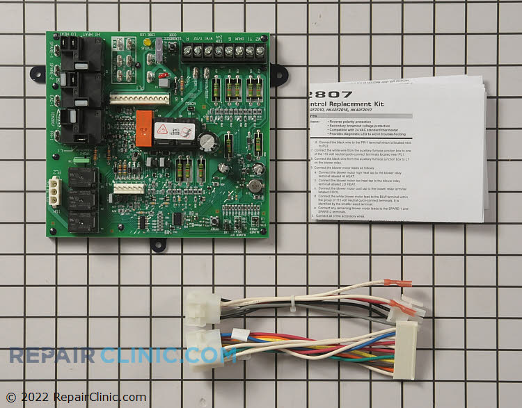 Control Board ICM2807 Alternate Product View