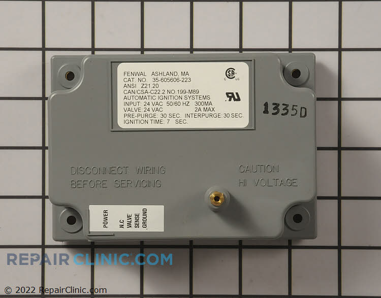 Ignition Module S1-7995-3081 Alternate Product View