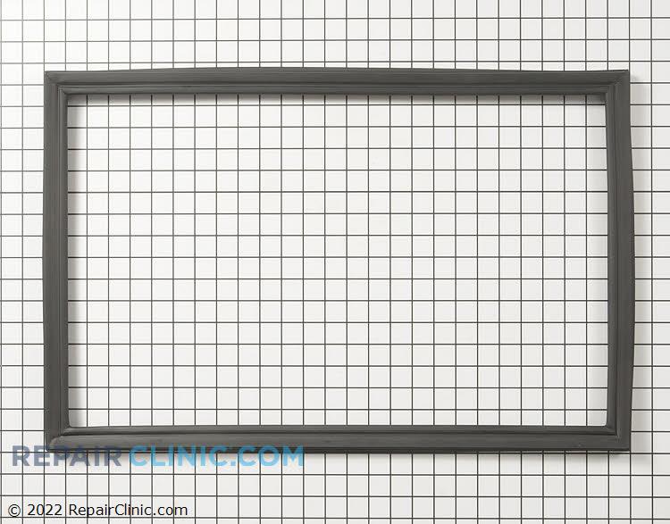 Freezer door gasket. 26.5 by 17.25 inches.