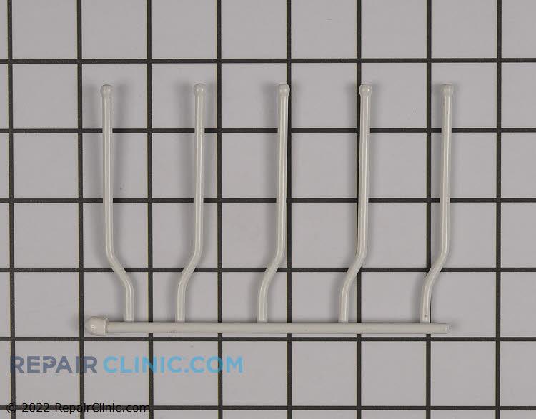 Lower rack tines
