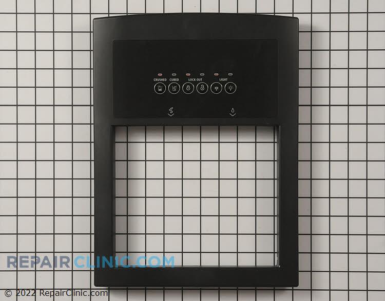 Dispenser Front Panel