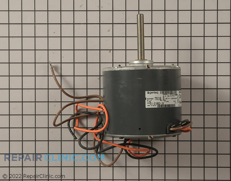 Blower Motor 51-21853-15 Alternate Product View