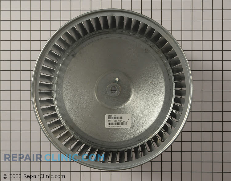 Blower Wheel 1011420 Alternate Product View