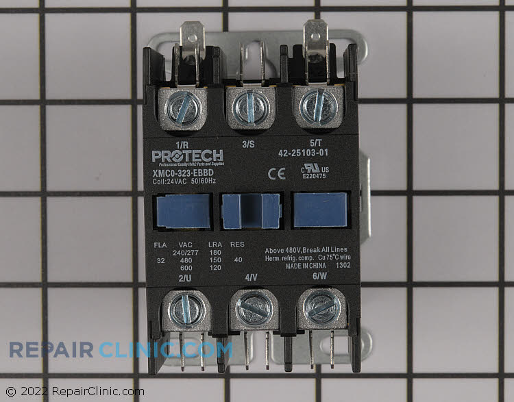 24v 32a 3pole contactor