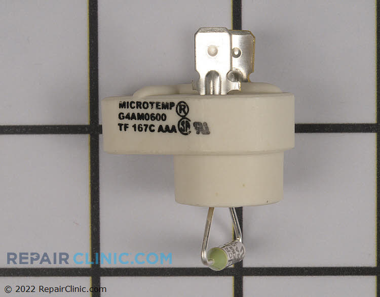 Thermal Fuse 44-20037-03 Alternate Product View