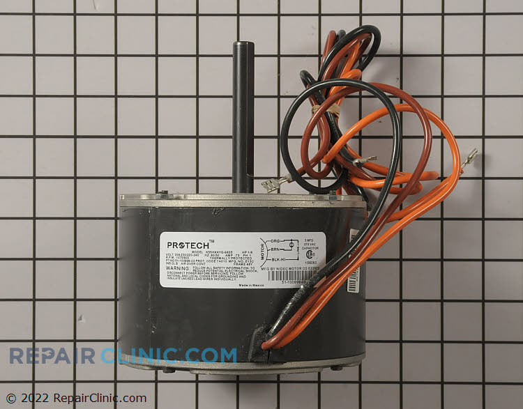 Condenser Fan Motor 51-100999-03 Alternate Product View