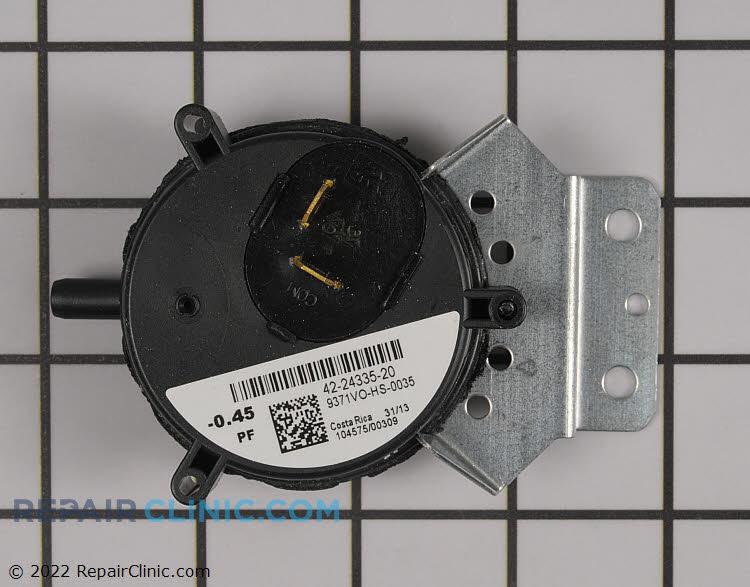 Spst pressure switch