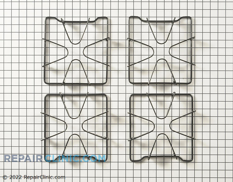 Burner Grate WPW10268483 Alternate Product View