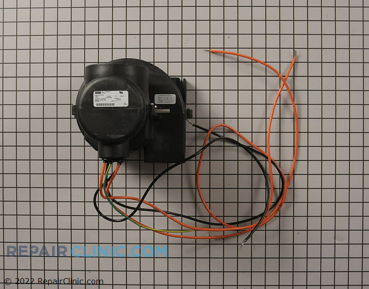 Draft Inducer Motor 1708600 Alternate Product View