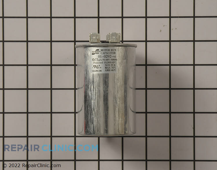 Capacitor 01-0292 Alternate Product View