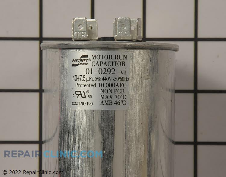 Dual Run Capacitor 01-0292 Alternate Product View