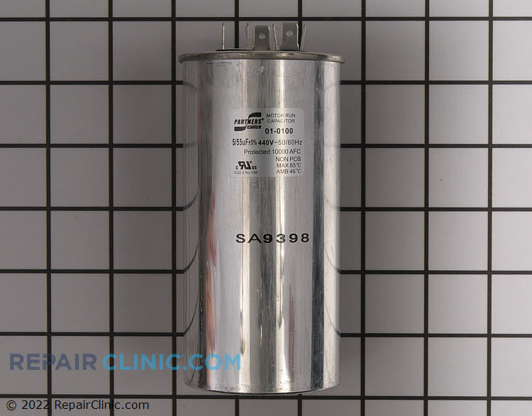 Capacitor 01-0100 Alternate Product View