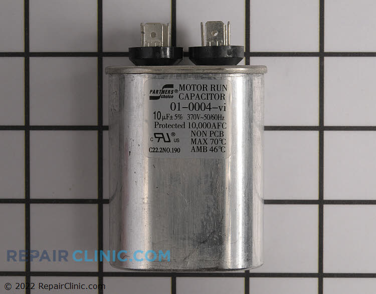 Run Capacitor 01-0004 Alternate Product View