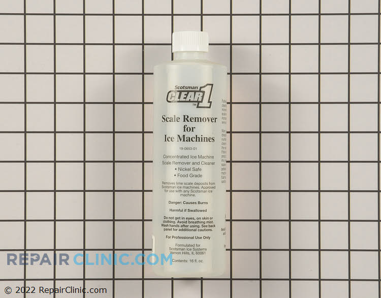 Ice Machine Cleaner 19-0653-01 Alternate Product View