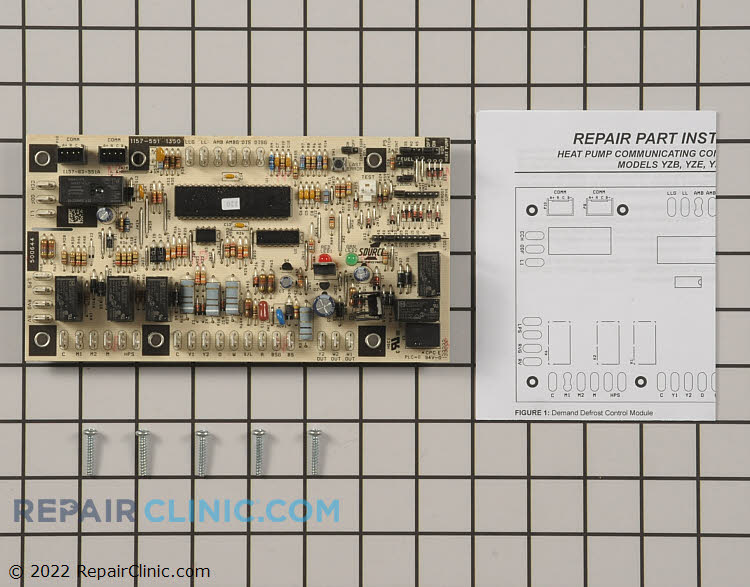 Control Board S1-33102957000 Alternate Product View
