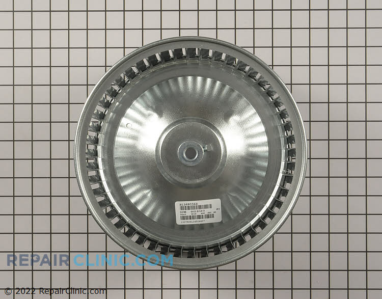 Blower Wheel B1368034S Alternate Product View