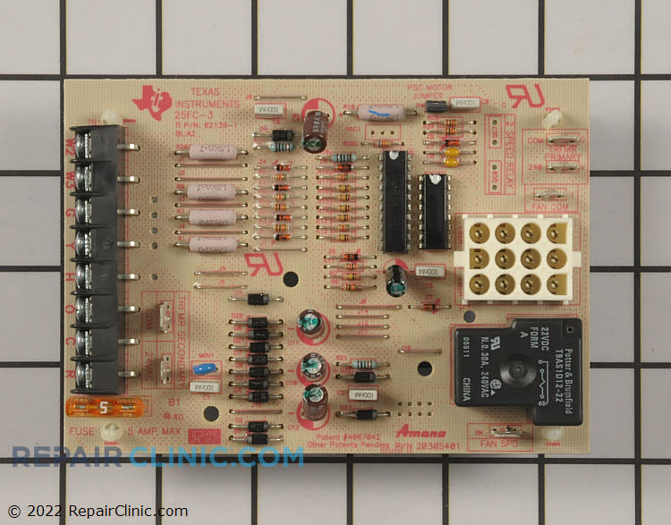 Control Board 20305401 Alternate Product View