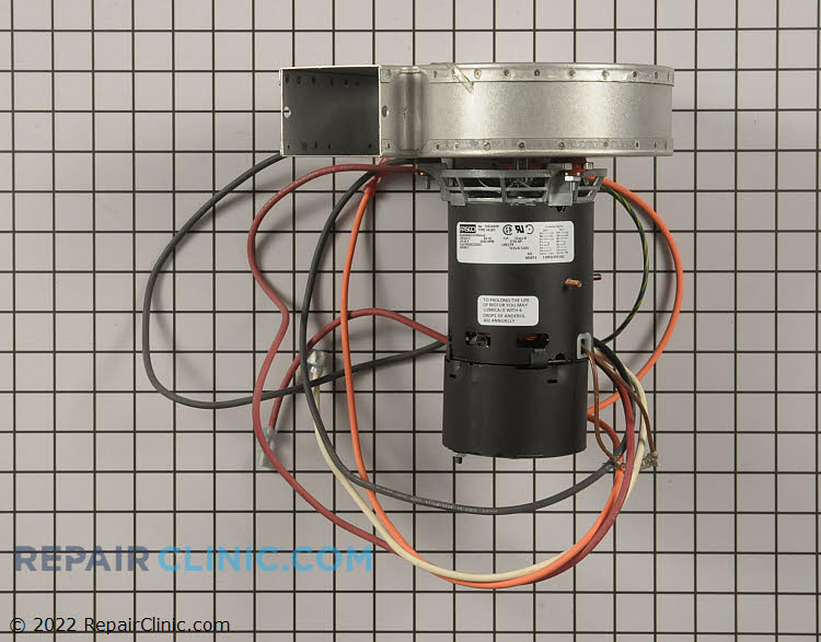 Draft Inducer Motor B3233002 Alternate Product View