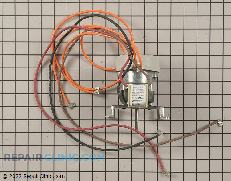 Draft Inducer Motor B1940000 Alternate Product View