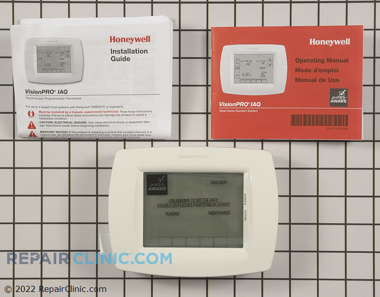 Wall Thermostat TH9421C1004 Alternate Product View