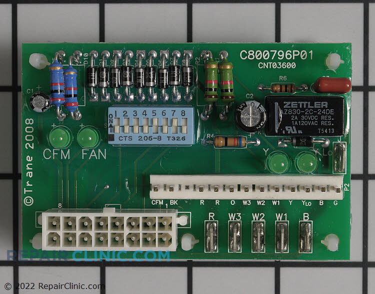 Control Board CNT03600 Alternate Product View
