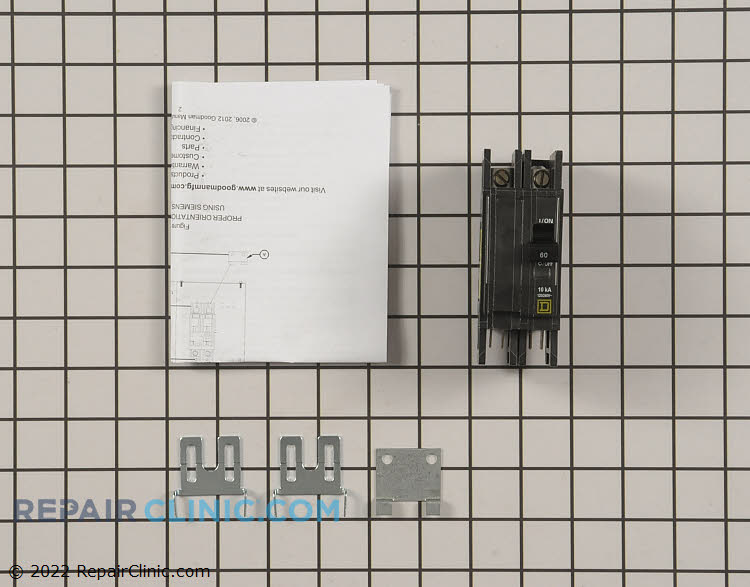 Circuit Breaker CBK2PD240VC060S Alternate Product View