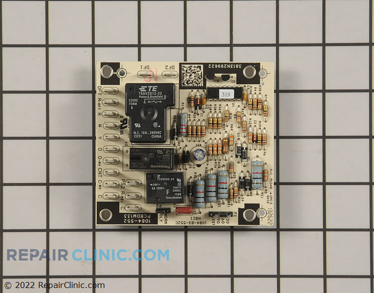 Defrost Control Board PCBDM133S Alternate Product View
