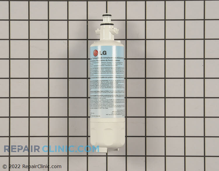 Water Filter ADQ36006101 Alternate Product View