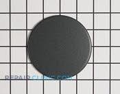 Surface Burner Cap - Part # 2754487 Mfg Part # DG62-00067A