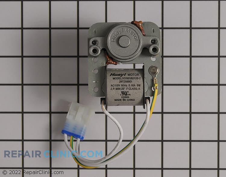 Fan Motor WR60X10293      Alternate Product View