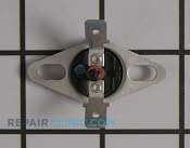 lennox furnace flame sensor. flame rollout limit switch - part # 2346744 mfg 78l29 lennox furnace sensor