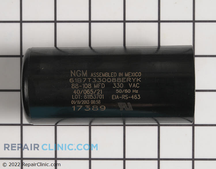 Start Capacitor S1-02425191700 Alternate Product View