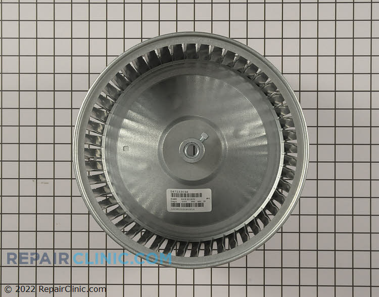 Blower Wheel D6723303S Alternate Product View