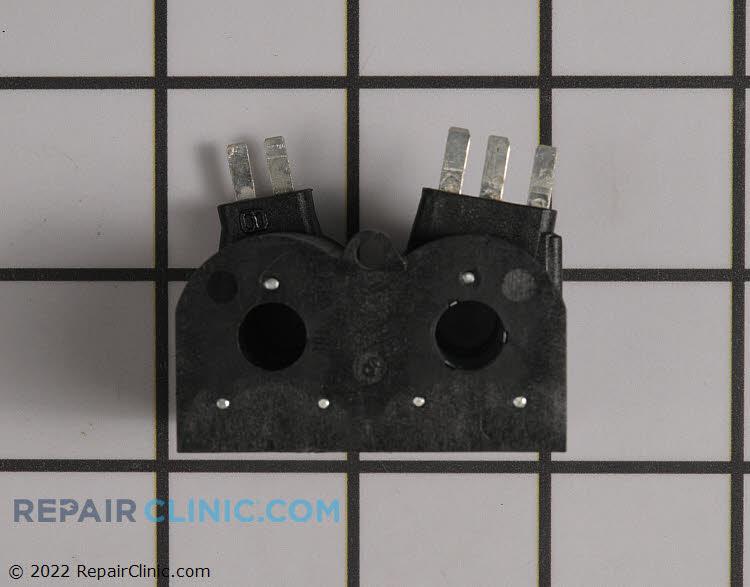 Dryer gas valve solenoid set - Item Number WPW10368268