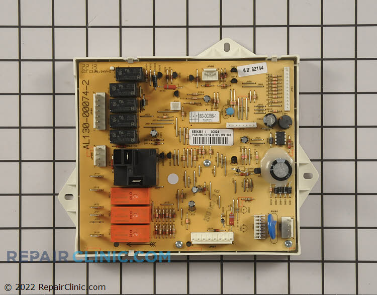 Oven Control Board WP8304381 Alternate Product View
