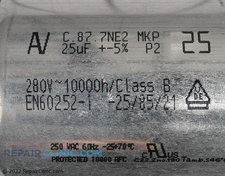 Run Capacitor SB02300233 Alternate Product View