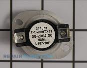 Thermostat - Part # 1169257 Mfg Part # WP28X10014