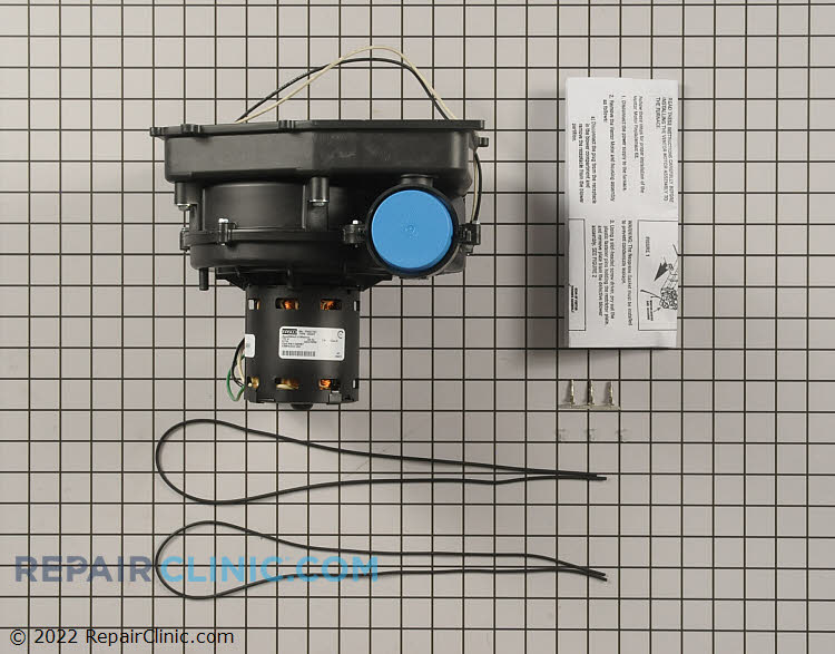 Draft Inducer Motor 1149097 Alternate Product View
