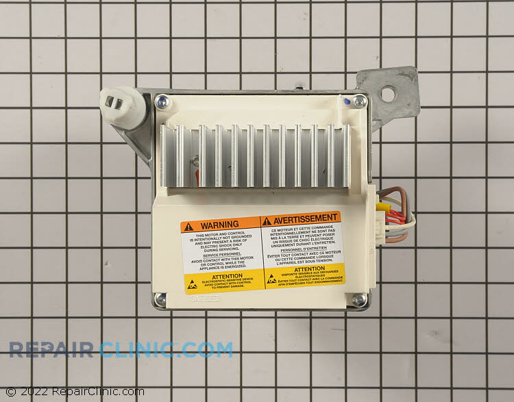 Drive Motor WPW10315848 Alternate Product View