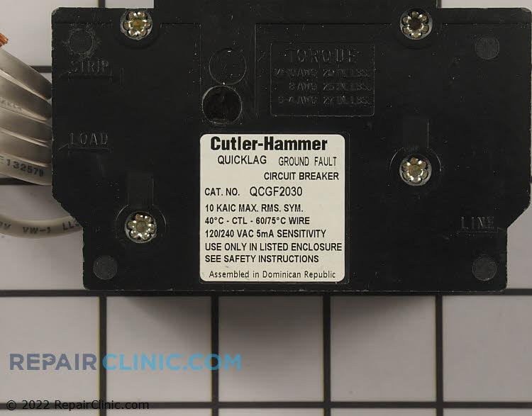 Circuit Breaker 192828DGS Alternate Product View