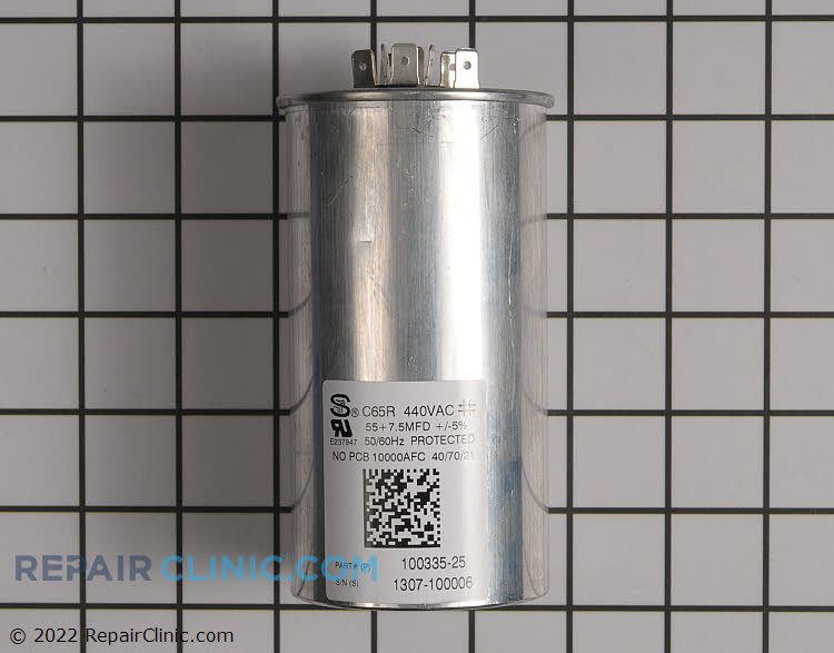 Dual Run Capacitor 10W36 Alternate Product View