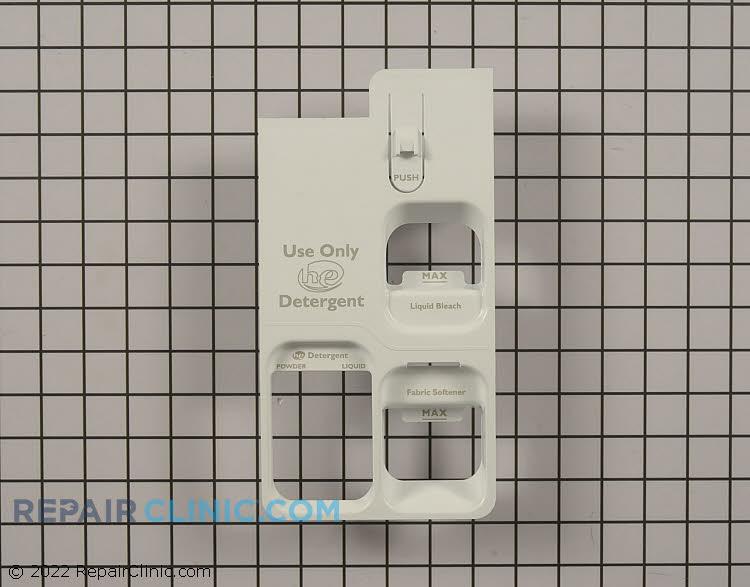 Dispenser WPW10365887 Alternate Product View