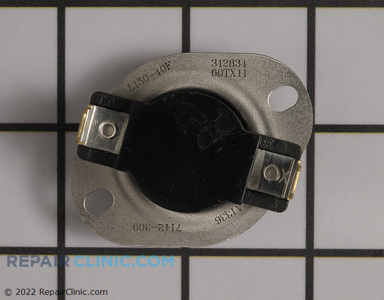 High Limit Thermostat S1-7142-3091 Alternate Product View
