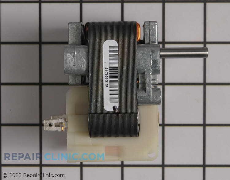Fan Motor S1-7990-314P Alternate Product View