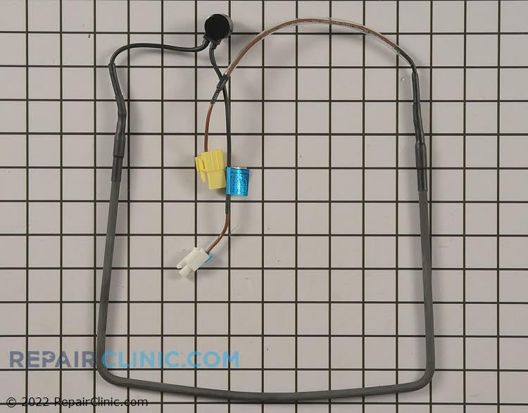 Defrost heating element