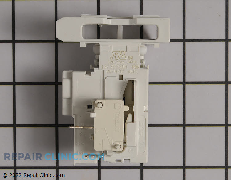 Frigidaire Affinity Washer Lid Latch Assembly 137353300