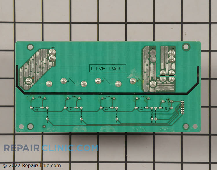 Control Board EBR73323501 Alternate Product View