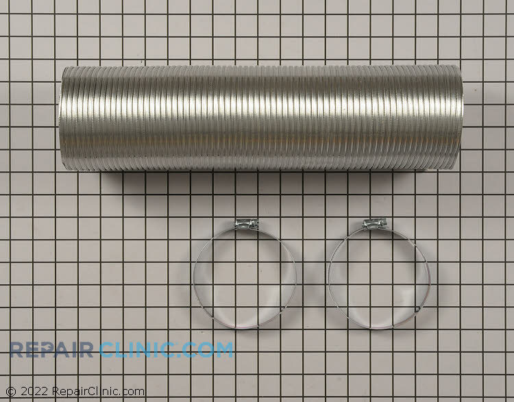 Exhaust Duct DRYERVENT Alternate Product View