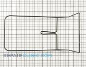 Grass Bag Frame - Part # 1936254 Mfg Part # 532411949
